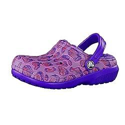Crocs 203508 Zuecos para Ni as