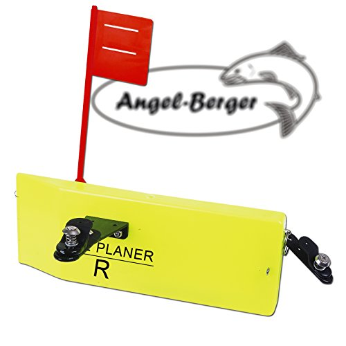 Angel Berger Side Planer Planerboard Rechts und Links (Rechts) -