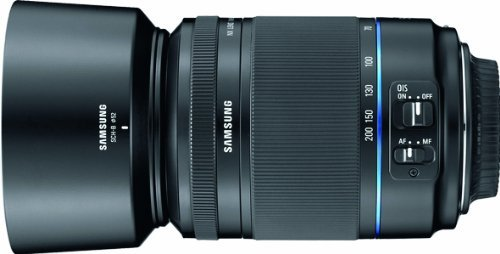 Samsung T50200IB i-Function Objektiv 50-200mm F4-5.6 ED OIS (Kamera Samsung Nx)