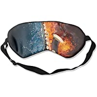 Saxophone In Fire And Water 99% Eyeshade Blinders Sleeping Eye Patch Eye Mask Blindfold For Travel Insomnia Meditation preisvergleich bei billige-tabletten.eu