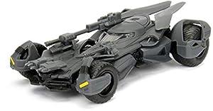 Jada Modelo Batmóvil Coche Batman de Justice League Escala 1: 32-Original Toys DC Comics