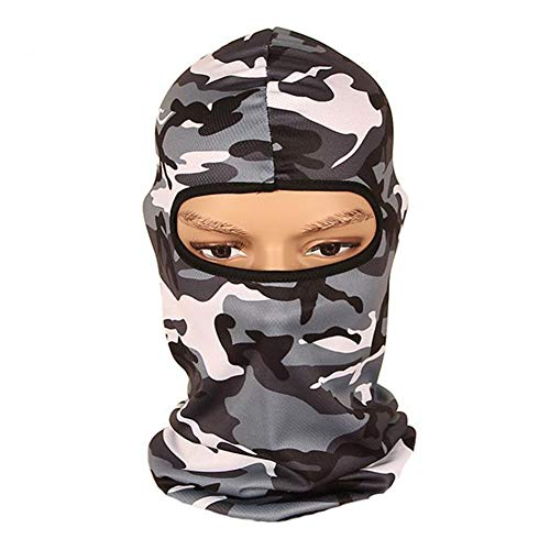 Le yi Wang You Unisex Sturmhaube/Sturmhaube / Sturmhaube, Camouflage (Kaufen Zu Halloween-make-up Besten Die)