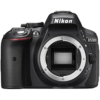Nikon D5300 - Cámara réflex digital de 24.2 Mp (CMOS, pantalla 3.2 ...