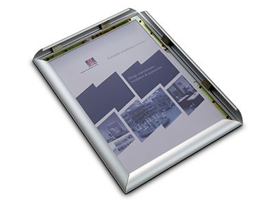 Klapprahmen A1 - 25 mm - Aluminium