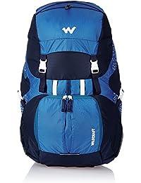 Wildcraft  Blue Trekking Backpack (Zephyr 40 : Wildcraft : Blue)