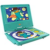 Ingo Phineas and Ferb PHD001U 7 inch Portable DVD Player