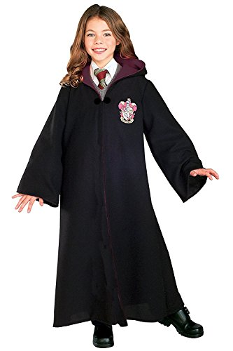 Harry Potter Gryffindor Child Fancy Robe Cloak Dress Costume 5-8 Years (disfraz)