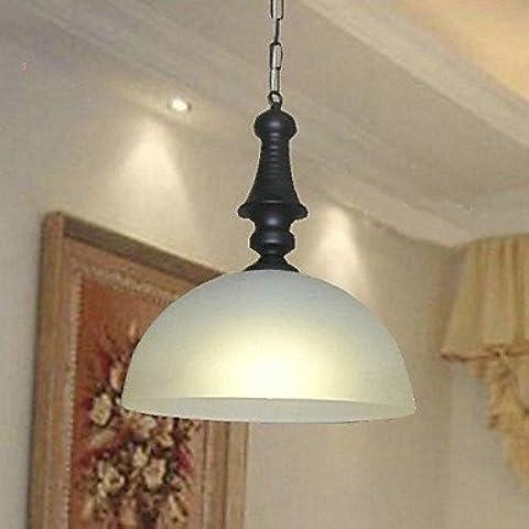 KMDJ Max 60W Luce pendente , tradizionale/Classic / coppa funzione di verniciatura per Mini metallo stile Soggiorno / Camera da letto / sala da pranzo , 220-240V