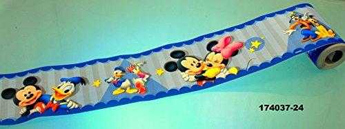 Mickey Bordüre - Infos und Empfehlungen - Bordüren Kaufen