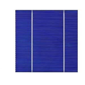 sunsg 50pcs 6x6 solarzelle 2 sammelschienen insgesamt. Black Bedroom Furniture Sets. Home Design Ideas