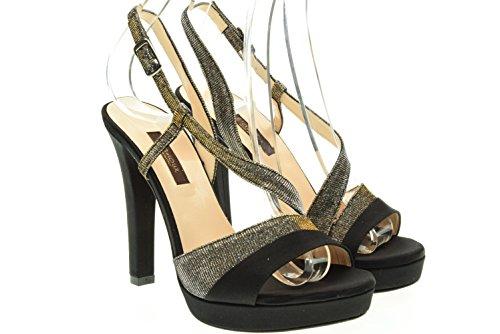 L'AMOUR donna sandalo 309 90PIC Nero 36 Nero