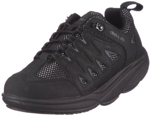 Chung Shi Duflex Walker Toledo 9300060 Damen Sportschuhe - Walking Schwarz (Schwarz)
