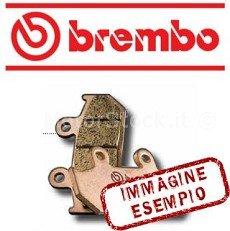 SET PASTICCHE BREMBO 07074XS SINT. SCOOTER E MAXI SCOOTER