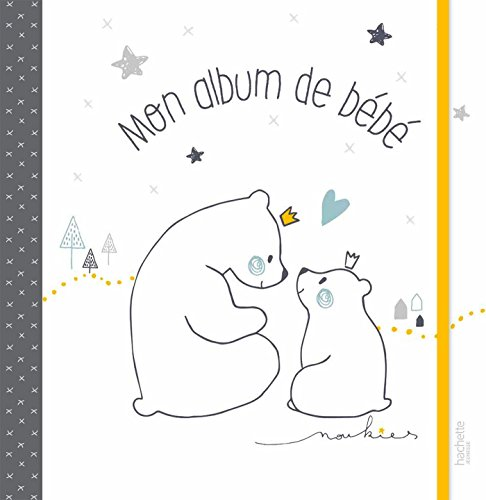 Noukies - Album de bébé NED par