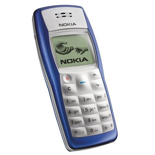 Nokia 1100 Mobile Phone  available at amazon for Rs.1799