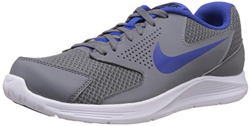 Nike Men's Cp Trainer 2 Cool Grey,Game Royal,White,Black Outdoor Multisport Training Shoes -10 UK/India (45 EU)(11 US)