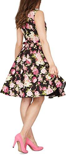 Black Butterfly 'Audrey' Vintage Divinity Kleid im 50er-Jahre-Stil - 3