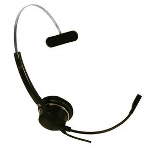 Imtradex Bundle Headset inkl. NoiseHelper: BusinessLine 3000 XS Flex Headset monaural / einohrig für Telekom - T-Concept Serie P414 Telefon, kabelgebunden mit NC, ASP + NoiseHelper, Kontrolle und optische Anzeige von Lautstärke
