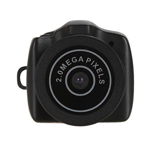 Mengshen Mini kleinste HD-Videokamera 480p Mini-Tasche DV DVR tragbare Camcorder Mikro-Digital-Recorder USB-PC Web-Cam MS-Y2000