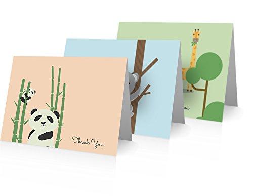 baby-tarjetas-de-agradecimiento-con-12-tarjetas-y-sobres-animal-gracias-gracias-de-ducha-de-bebe