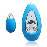 BaZhaHei Productos para adultos Juguete de Sexual Vibrador de Huevo masajeador Shack Shocking Shocking 11602 Divertidos Saltando Huevos