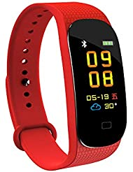 M5 Fitness Tracker Sports Activity Tracker Watch, Waterproof Pedometer Watch with Step Tracker for Kids, Women, and Men