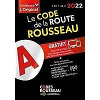 Code Rousseau de la route B 2022