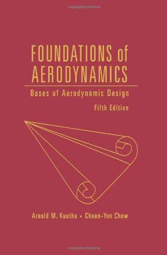 Foundations of Aerodynamics: Bases of Aerodynamic Design por Arnold M. Kuethe