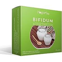 Bio Yaourt Starter Culture contenant Bifidobacterium et Acidophilus pour 10 L - Yogourt.bg