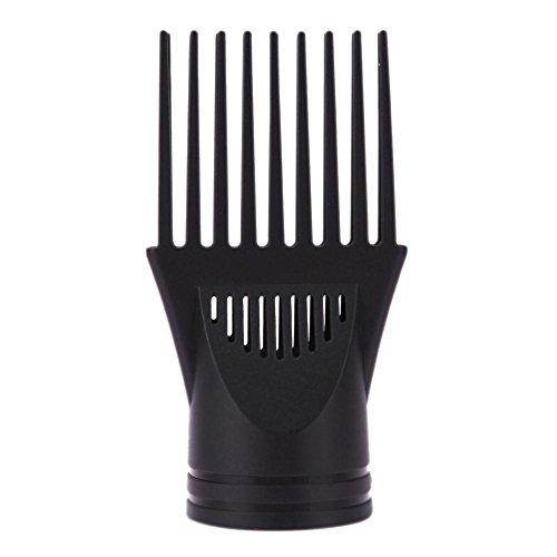 Domybest parrucchiere strumento asciugacapelli asciugacapelli soffiatore diffusore ugello pettine