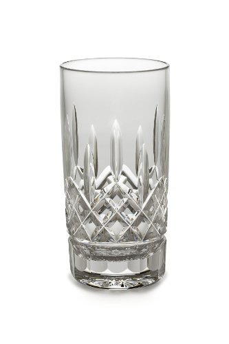 Lismore Highball (Waterford Lismore Christbaumkugel, 12 Unzen Glas für Highballs by Waterford)