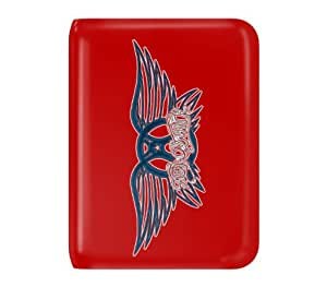 MusicSkins Aerosmith - Wings Red Skin for Western Digital WD My Passport Essential / Essential SE
