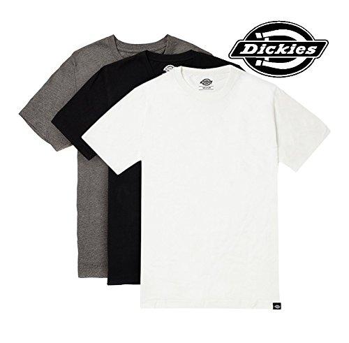 dickies-t-shirt-uomo-grigio-s