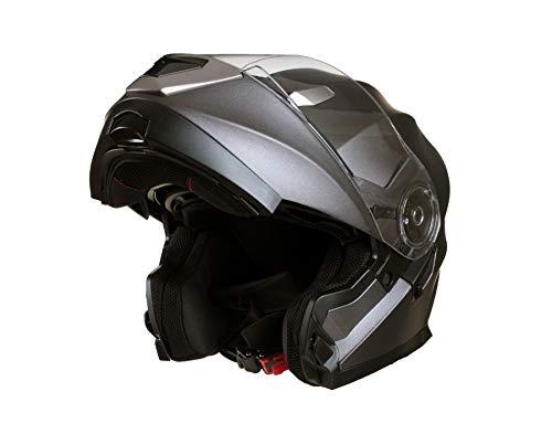 ca. 9 cm Fuori Strada Motorcross Bianco Qtech M Guanti da Motocross Adulto per Trials Enduro BMX