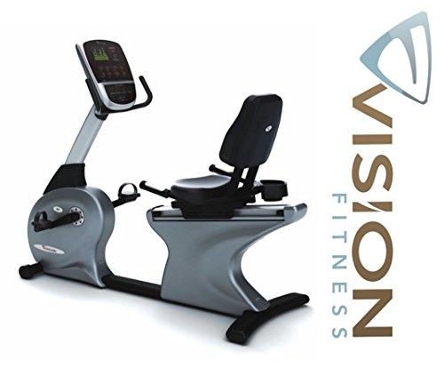 Vision Fitness Aufgebauter R60 Halbliegeergometer - Ausstellungsgerät