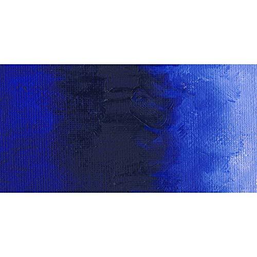 William Oil Safflower 37ml Ultramarinblau -