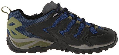 Merrell Chameleon Shift Vent Gtx, Chaussures de randonnée montantes homme Gris (Castle Rock/Blue)