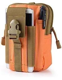 Zorbes Multipurpose Tactical Utility Gadget Pouch Waist Bag Smart Phone Holster
