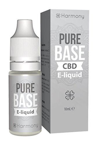 Harmony E-líquido CBD más 99% pureza - Pure Base