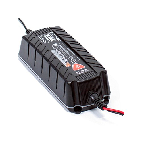 ECTIVE PROLOAD   Autobatterie-Ladegerät   2 Varianten: 4A und 8A   Ladegerät-Motorradbatterie, PKW-Ladegerät, KFZ-Ladegerät, Universal-Batterie-Ladegerät