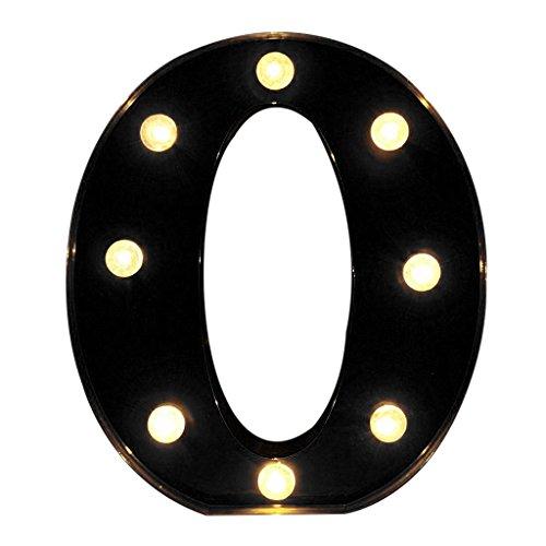 Letra de Luz LED Señal Diseño de Alfabeto Símbolo Muestra Placas Il