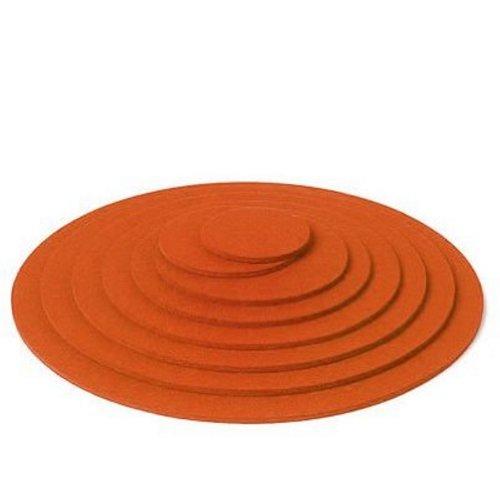 Hey-Sign Untersetzer rund, ca 20 cm, Mango 20, Stärke 5 mm