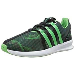 41fxf8EBhmL. SS300  - Adidas Originals Sl Loop Racer W Lifestyle Sneaker, Core Black/surf Petrol/running Shoe White, 5.5 M