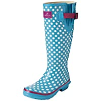 Lunar Womens Polka Dot Wellington