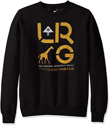 LRG Homme Hauts / Pullover Research Collection Two Noir