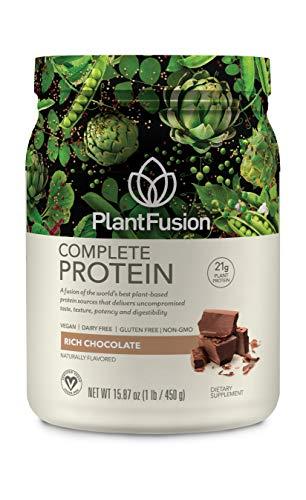 Suplemento dietético PlantFusion