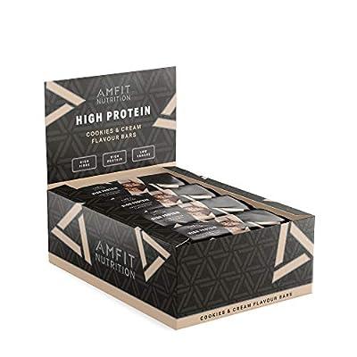 Amazon Brand -Amfit Nutrition Protein Bar