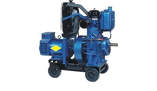 RUN+ Diesel Generator 7 5 KVA: Amazon in: Industrial & Scientific