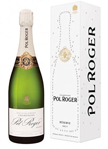 Pol Roger Brut Reserve Non Vintage, 75 cl