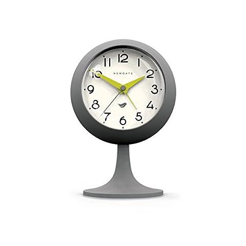 Newgate Dome Ii Alarm, Clockwork Grey